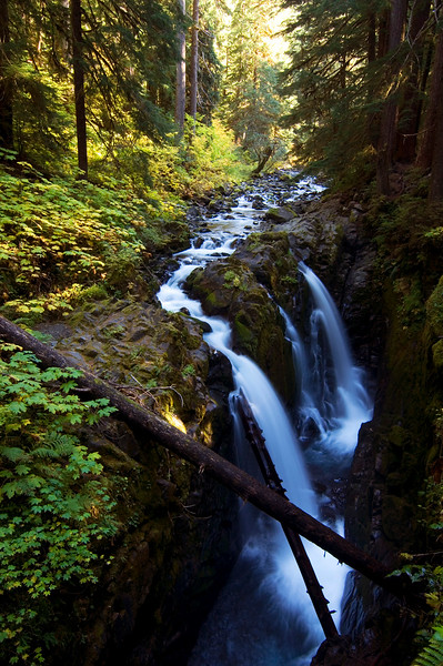 Sol Duc River, Olympic National Park, October 2009
