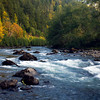 Elwha River, Olympic National Park, October 2009