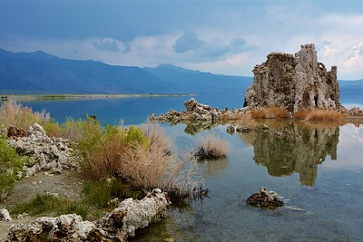Mono Lake Reflection