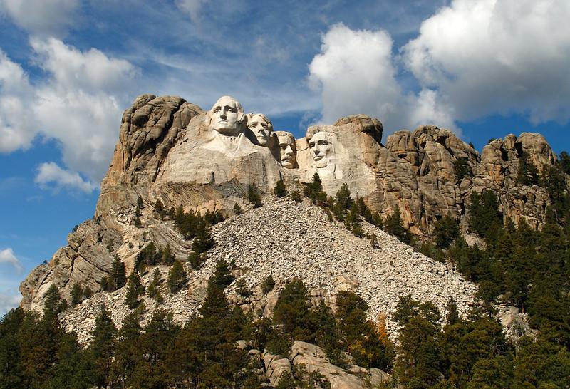 Faces of America - Mount Rushmore National Memorial