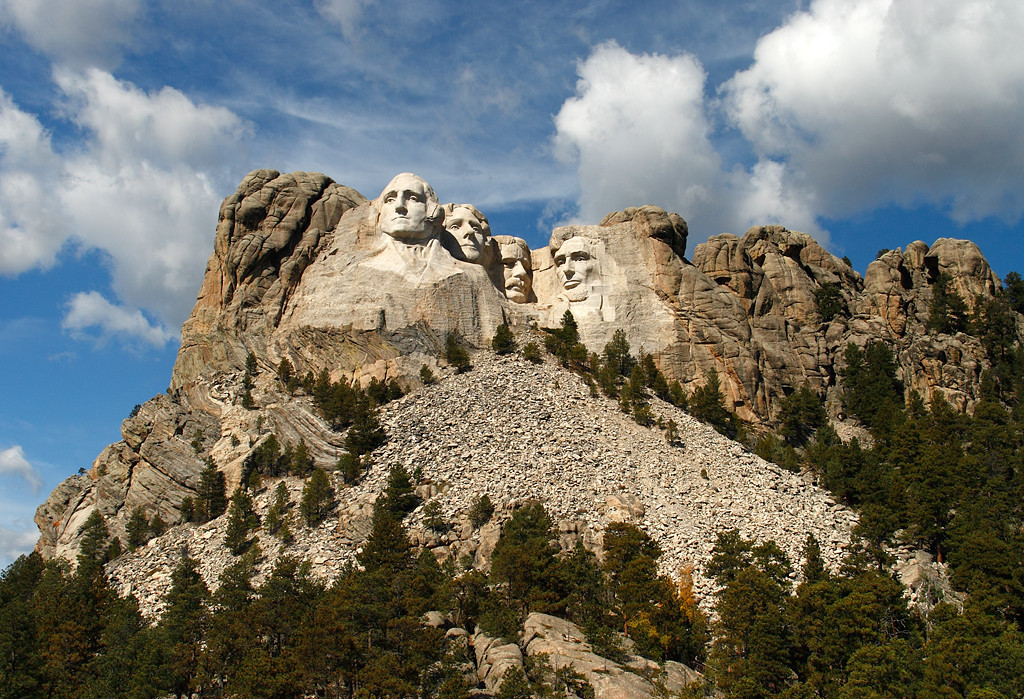 Faces of America - Mount Rushmore National Memorial