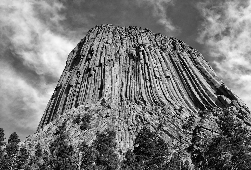 Standing Tall - Devil's Tower National Monument (Wyoming)