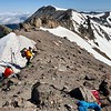 Mt. Rainier, Ptarmigan Ridge trek
