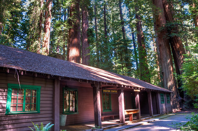 redwood-visitor-center