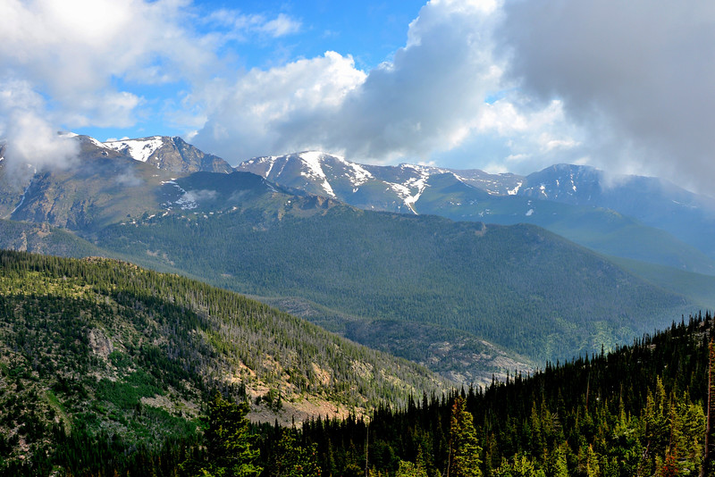 View from Trail Ridge (#1)