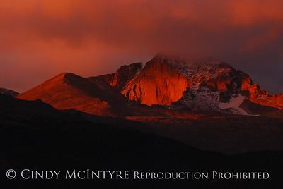 Rocky Mountain National Park Vistas