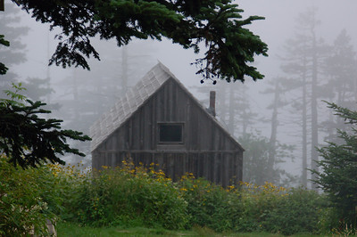 Mt. LeConte Cabin