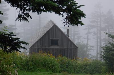 Mt. LeConte Cabin