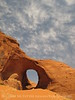Ear-of-the-Wind arch, Monument Valley AZ (4)