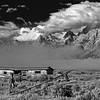 Cunningham Cabin, Grand Teton NP