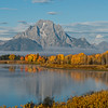 Oxbow Bend\Mt. Moran, Grand Teton NP