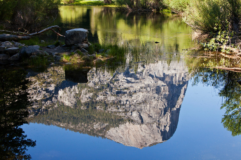 Reflected Cliffs