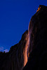 Firefall - Yosemite National Park