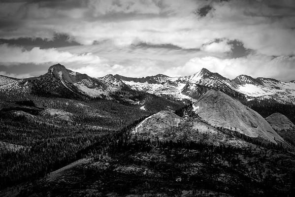 Sentinel Dome - Yosemite