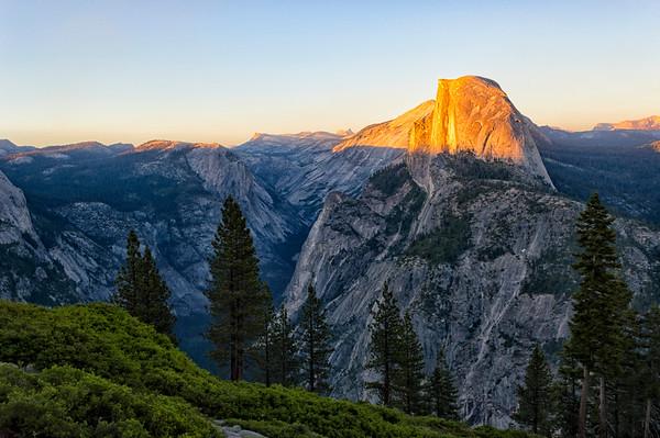 Glacier Point Sunset - Yosemite