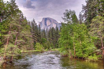 half-dome-merced-river-hdr
