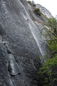 rock-climbers