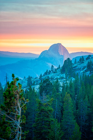 Half Dome - Olmstead Point - Yosemite-4