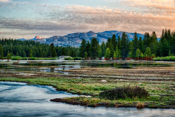 Tuolumne Meadows Sunrise - Yosemite-9