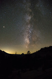 Olmstead Point Galaxy - Yosemite-2