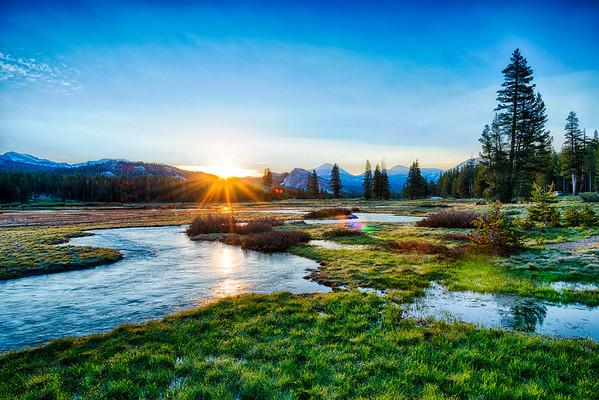 Tuolumne Meadows Sunrise - Yosemite-10
