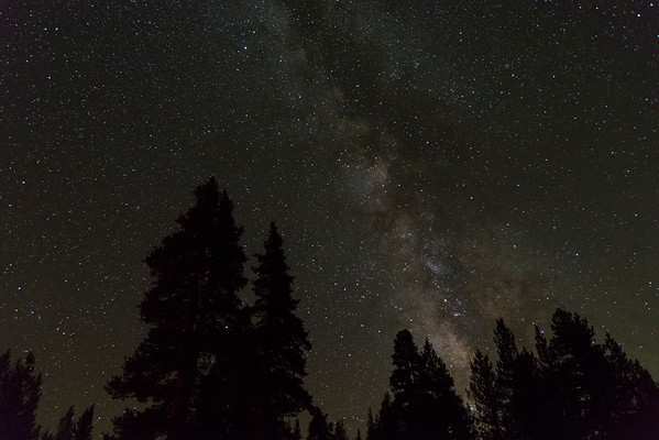 Tuolumne Meadows Galaxy - Yosemite-2