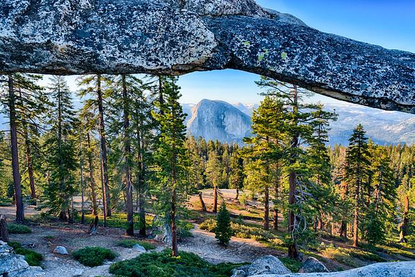 Indian Arch - Yosemite