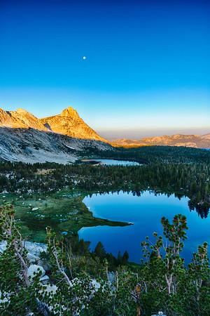 Young Lakes Sunrise - Yosemite-5