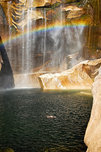 swimmer-yosemite-vernal-falls-rainbow