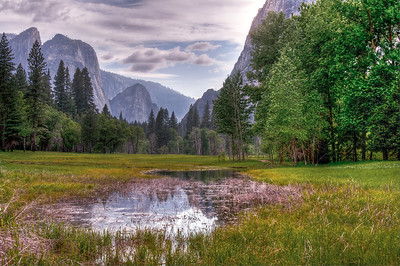 yosemite-valley-pond