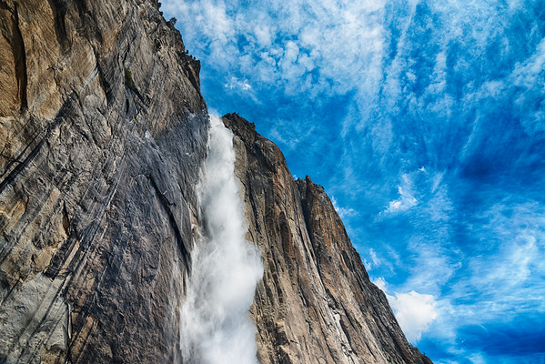 Upper Yosemite Falls-2