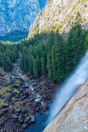Vernal Fall - Yosemite-28