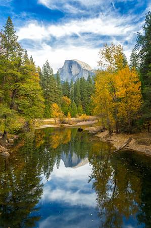 Autumn Afternoon - Yosemite