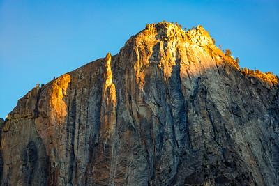 Lost Arrow - Yosemite