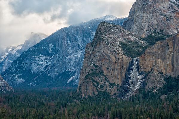 Tunnel View - Yosemite-3