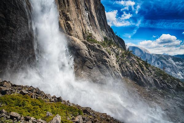 Upper Yosemite Falls-3