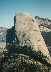 Breach of Half Dome