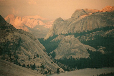 Dwindling Daylight in the High Sierras