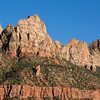 Zion Canyon Peaks