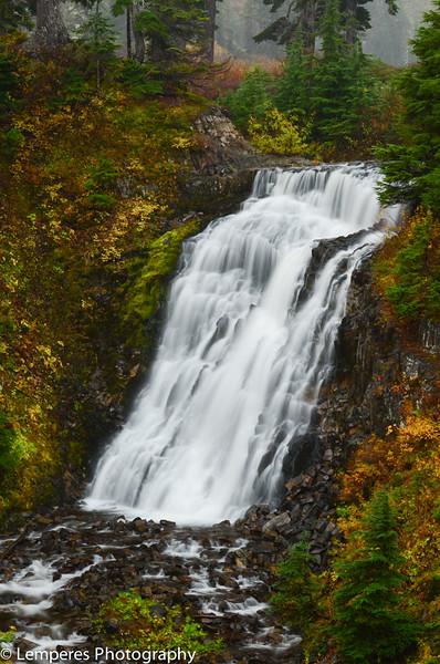 Mt. Baker Waterfall