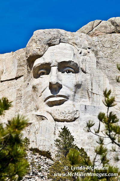 Lincoln, Mount Rushmore, South Dakota