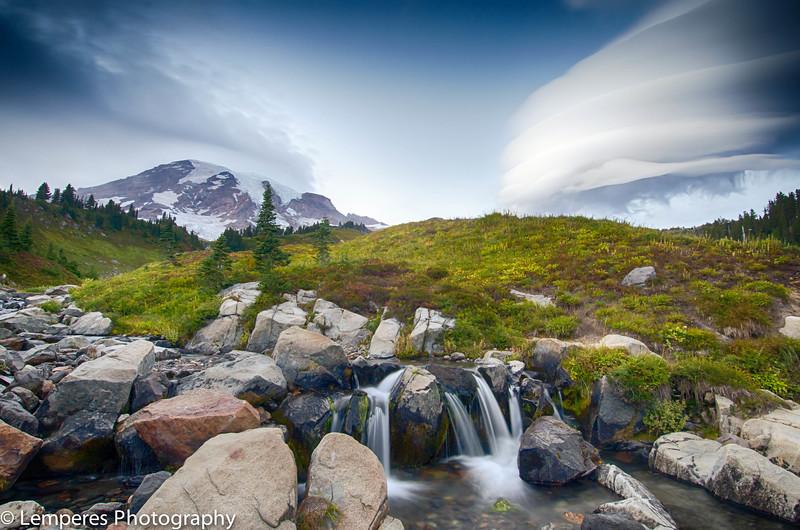 Mt. Rainier at Paradise