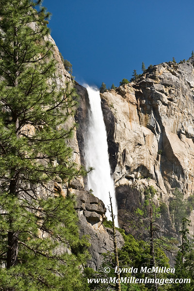 Bridal Veil Falls, Yosemite NP California