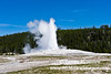 Old Faithful Geiser, Yellowstone NP Wyoming