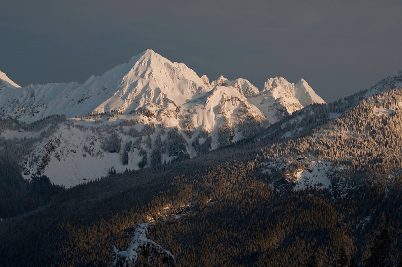 Cascade Peak<br /> Mt. Baker-Snoqualmie National Forest