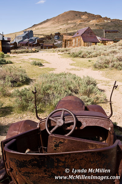 Bodie State Park Ghost Town, California