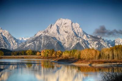Grand Teton Autumn splendor