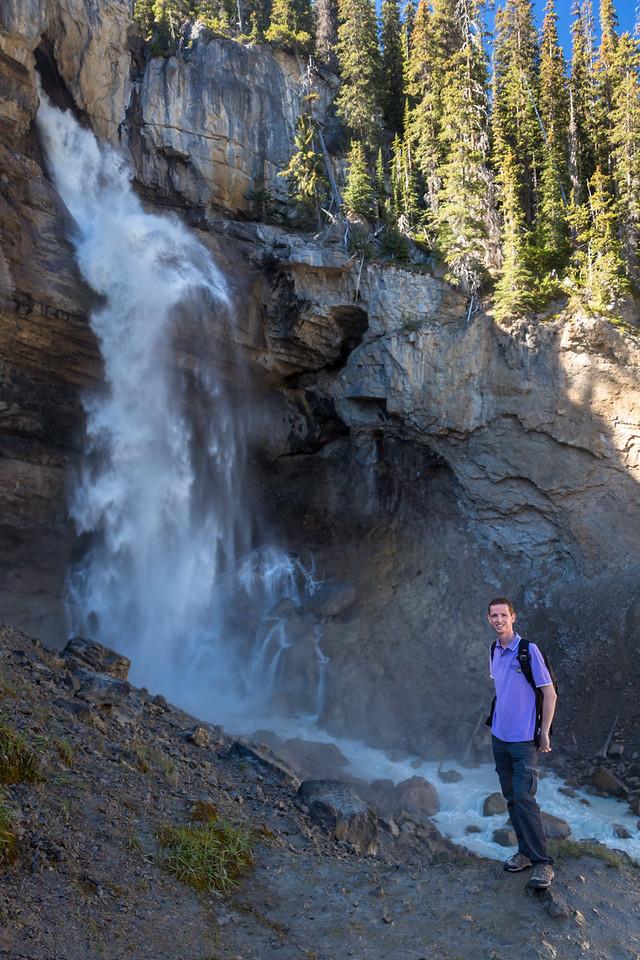 Panther Falls, Banff National Park, Alberta