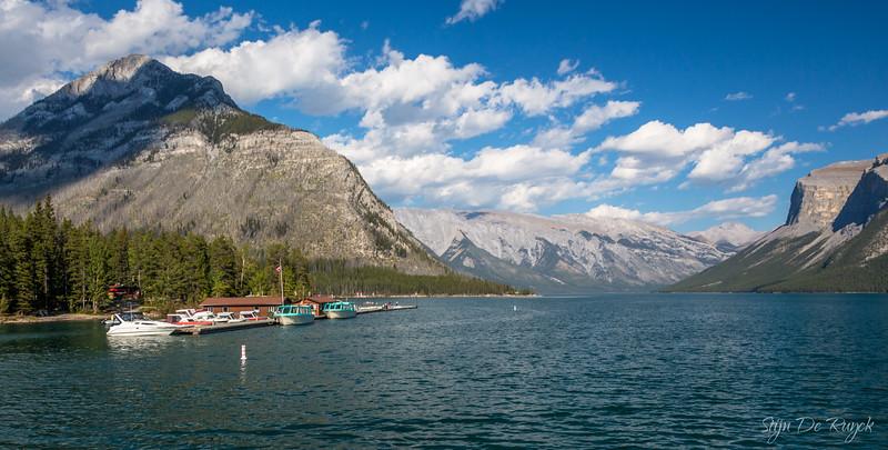 Lake Minnewanka, Banff National Park, Alberta