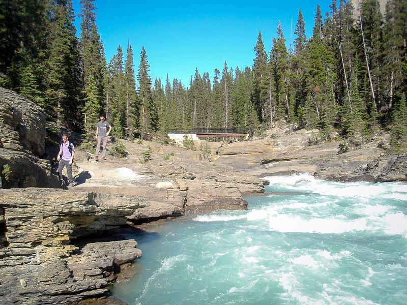 Mistaya Canyon, Banff National Park, Alberta